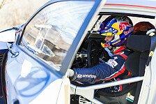 WRC - Video: Rallye Schweden: Tag der offenen Tür bei Neuville
