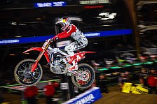 MX/SX - Video: Ken Roczens Horror-Sturz in Anaheim