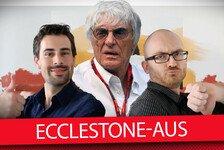Formel 1 - Video: Ecc-xit! Ecclestones F1-Aus ein Fluch oder Segen?