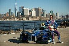 Formel E - Video: Antonio Felix da Costa: Mit dem BMW i8 auf der Route 66