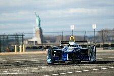 Formel E - Spektakulärer Kalender für die vierte Saison