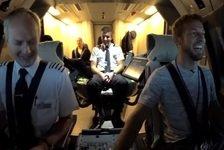 Formel 1 - Video: Button landet einen Airbus A380 - im Simulator