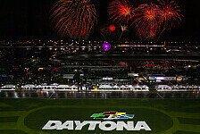 Live-Stream und Live-Ticker: Die 24 Stunden von Daytona 2017