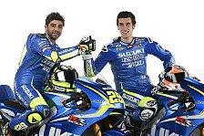 MotoGP - Bilder: Attacke in Blau: Die neue MotoGP-Suzuki für 2017