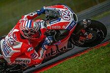 Andrea Dovizioso in Sepang euphorisch: Ein perfekter MotoGP-Tag