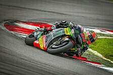MotoGP - Bilder: MotoGP-Testauftakt in Sepang