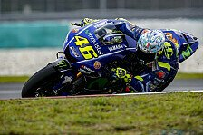 Live-Ticker: Der Testauftakt der MotoGP 2017 in Sepang