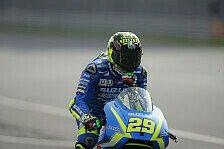 MotoGP - Video: Blick hinter die Kulissen des Suzuki-MotoGP-Teams