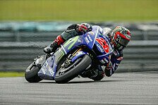 Die Zusammenfassung zum dritten Testtag der MotoGP in Sepang