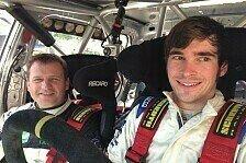 WRC - Griebel in der WRC2 bei der Rallye Deutschland