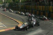 Lewis Hamiltons unerfüllter Macau-Traum
