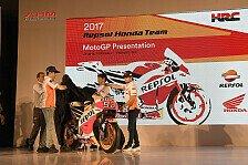 Blog: Peinlicher MotoGP-Launch von Repsol Honda