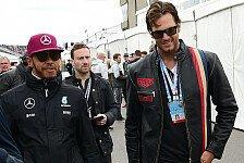 Formel 1 - Bilder: Super Bowl Sieger Tom Brady: Spaß mit F1-Stars