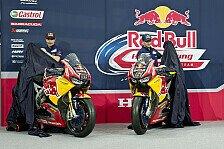 Superbike - Video: Stefan Bradl und Nicky Hayden präsentieren die neue WSBK-Honda
