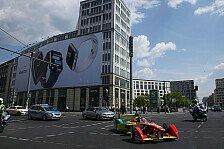 Berlin übernimmt die Austragung des Formel-E-Rennens in Brüssel