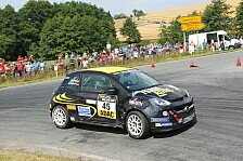 ADAC Opel Rallye Cup - Volles Haus im ADAC Opel Rallye Cup 2017