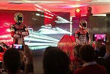 Superbike - Video: Aruba.it-Ducati: Die Präsentation 2017 in voller Länge