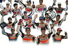 Überblick: Die erfolgreiche Historie von Repsol-Honda in der MotoGP