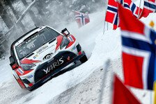 Die Szenen der Rallye Schweden - Teil 2