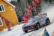 WRC - Video: Hyundai-Rückblick auf Tag 1 in Schweden mit Neuville an der Spitze