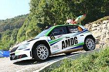 ADAC Rallye Masters - Von Thurn und Taxis jagt die Champions