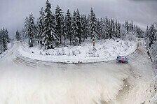 WRC - Video: Hyundai in Schweden: Die besten Aufnahmen aus der Luft