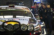 WRC - Video: Monte-Deja-vu für Neuville in Schweden