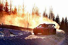 WRC - Video: Der kleine Rempler, der zu Neuvilles Aus führte