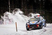 WRC - Video: Hyundai präsentiert die beste Onboard-Aufnahme aus Schweden