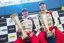 WRC - Bilder: Rallye Schweden - Tag 3 & Podium