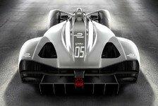 Neues Formel-E-Auto: Heidfeld hätte sich noch mehr erhofft