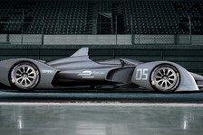 Formel E - BMW: Design des neuen Rennautos wird spektakulär