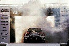 Neues Podium-Format auch bei der Rallye Deutschland geplant