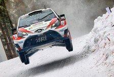 Die Rallye-WM wird in den nächsten fünf Jahren keine Elektromotoren einführen