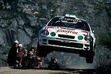 WRC - Bilderserie: Latvalas Vorgänger: WRC-Sieger im Toyota