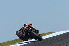 KTM: Doppelter Arbeitstag auf Phillip Island für Espargaro und Smith