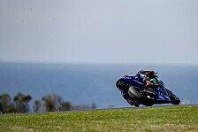MotoGP - Video: Action! Rossi und Vinales greifen beim Phillip-Island-Test an