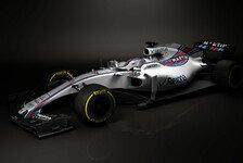 Williams zeigt sein 2017er F1-Auto