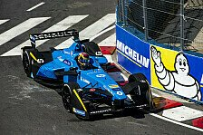 Buemi dominiert in Monaco, Heidfeld am Podest