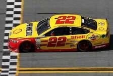 Joey Logano gewinnt das Clash-Rennen in Daytona