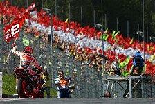 Österreich-GP der MotoGP auf dem Red-Bull-Ring in Spielberg: Zeitplan, TV-Infos
