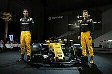 Formel 1 - Bilder: Präsentation Renault RS17