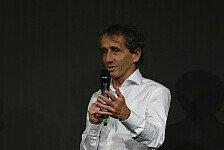 Alain Prost: Kein Platz für Eifersucht in der Formel 1
