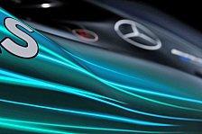 Formel 1 - Bilder: Sneak-Peek: Erste Fotos vom neuen Mercedes