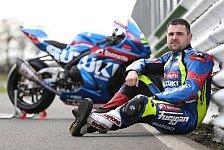 MotoGP-Test für TT-Sieger Michael Dunlop in Sepang