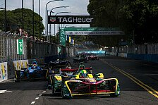 Formel E - Video: Highlights Monaco ePrix