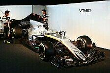 Neuer Force India: Das ist der VJM10