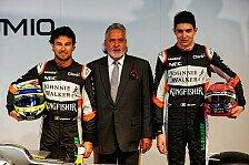 Esteban Ocon will Sergio Perez in seinem Debütjahr für Force India herausfordern