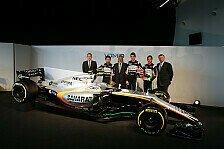 Force India-Boss Vijay Mallya schießt gegen Renault zurück