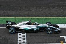 Weltmeister-Team Mercedes zeigt Auto für F1-Saison 2017